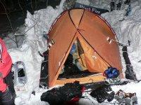 Основы выживания и организация ночевки в зимнем походе.