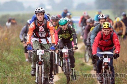 Соревнования по велоориентированию