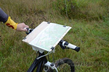 Приключенческая велогонка с элементами ориентирования
