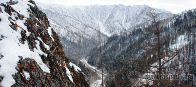 Гора Пограничная